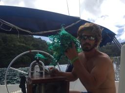 tobago - pirates bay